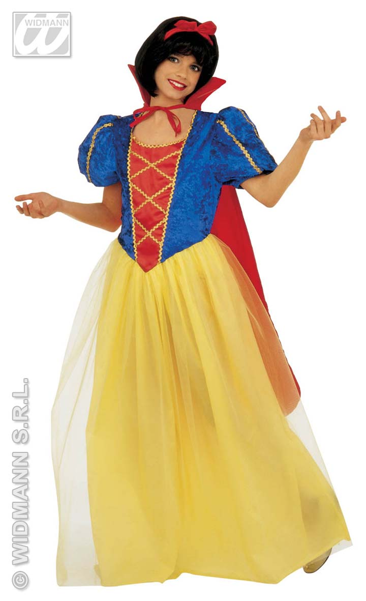 SPROOKJESBOEK PRINSES-PRINCESS-SNOW WHITE
