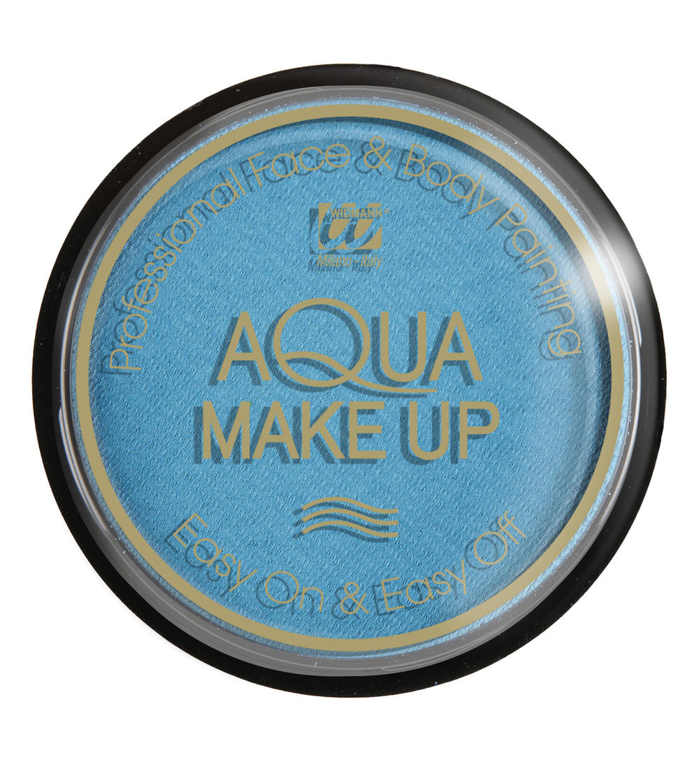 AQUA MAKE UP 15GR, HEMELSBLAUW