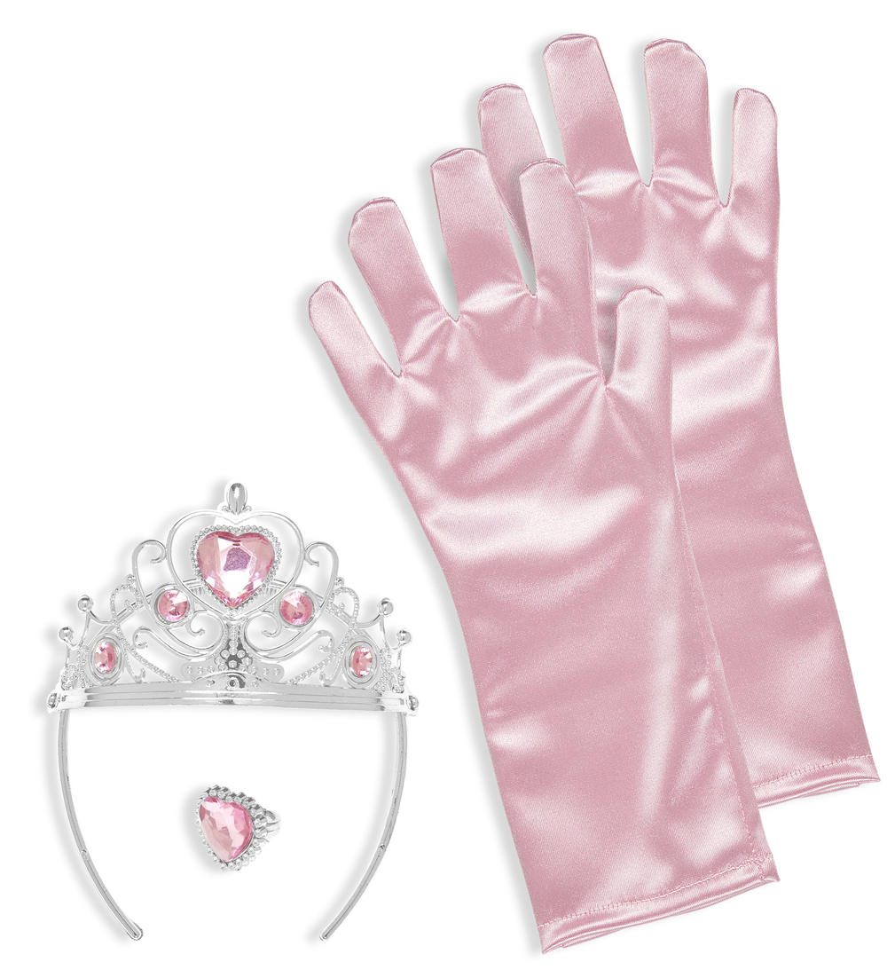 PRINSES SET ROSE