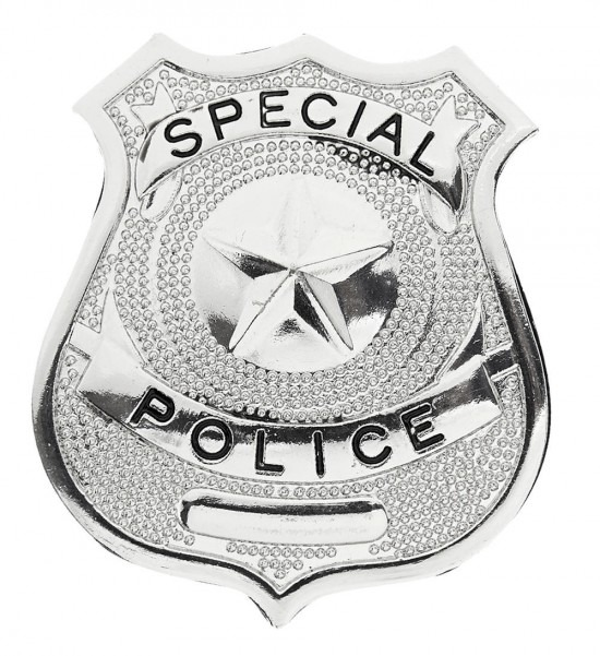 """BADGE """"SPECIAL POLICE"""""""