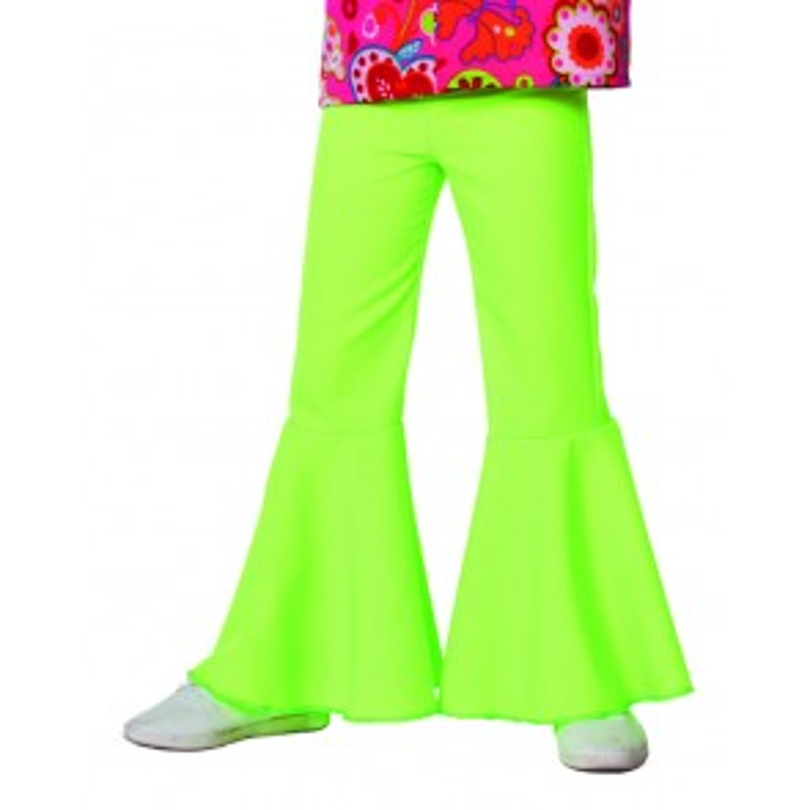 Hippie broek bi-stretch