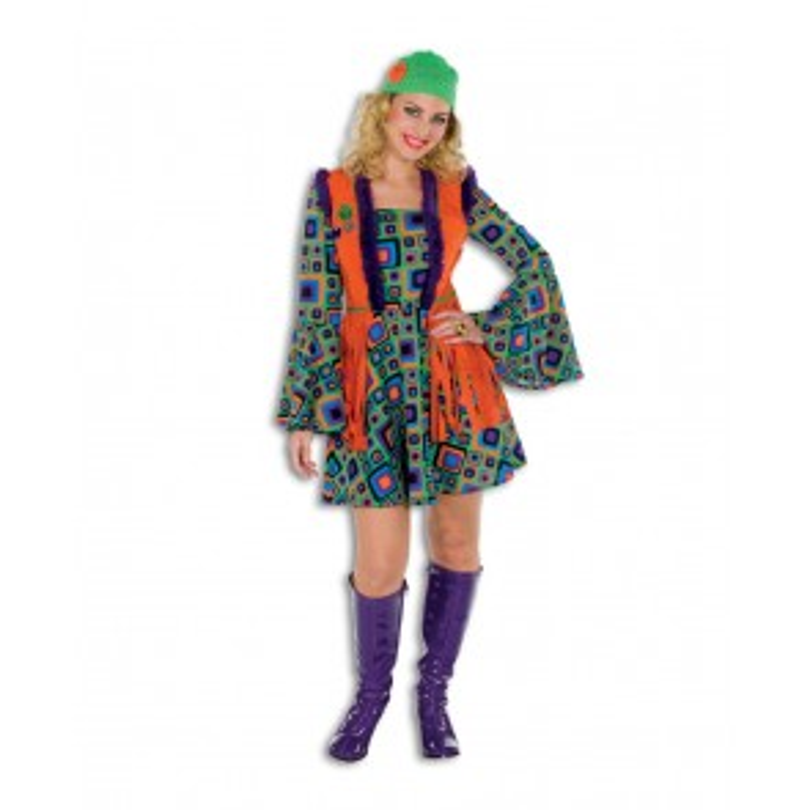 Hippie Oranje