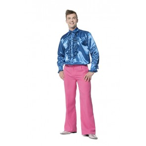 Disco Pantalon Roze