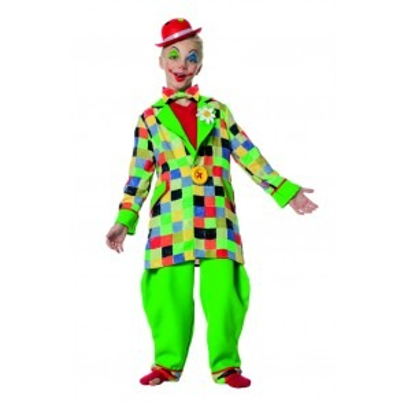 Clown jongen