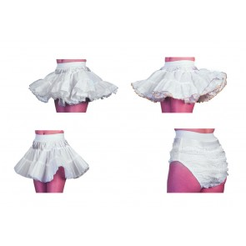 Petticoat wit (zacht)