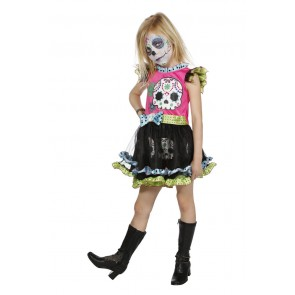 Day of the dead meisje