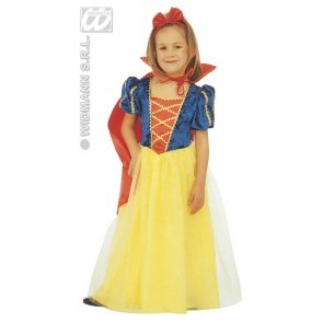 SPROOKJESPRINSES-SNEEUWWITJE-SNOW WHITE-FAIRYLAND PRINCESS
