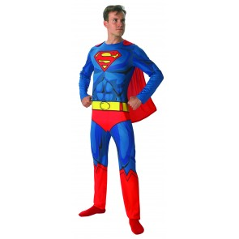 Comic Book Superman Adult