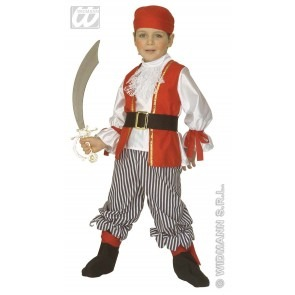 PIRATEN JONGEN-PIRATE BOY