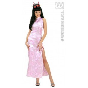 Chinese Dame Roze
