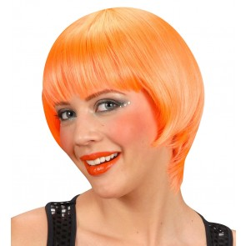 Pruik Rave Oranje