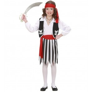 PIRATEN MEISJE-PIRATE GIRL