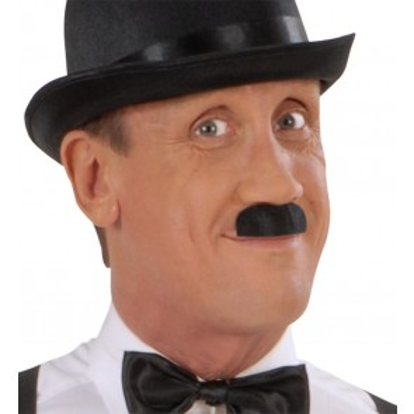 Zwarte Snor Chaplin