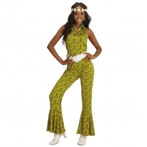 Groovy 70's Jumpsuit Behang