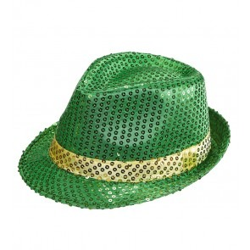 Fedora St. Patrick's Day