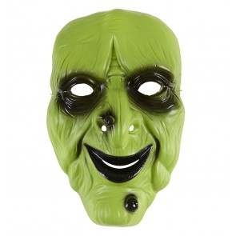 PVC Masker Heks