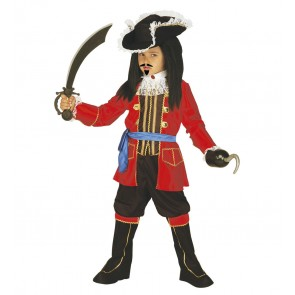 PIRATEN KAPITEIN-PIRATE CAPTAIN