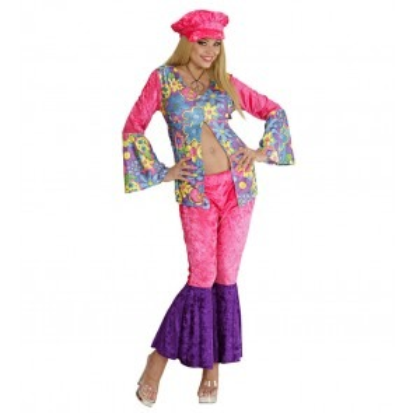 Hippie Dame Fluweel