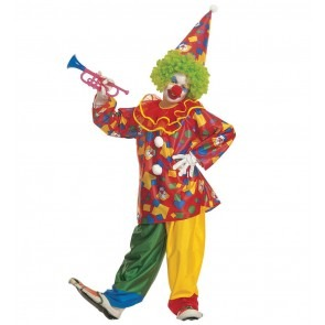 GRAPPIGE CLOWN-FUNNY CLOWN