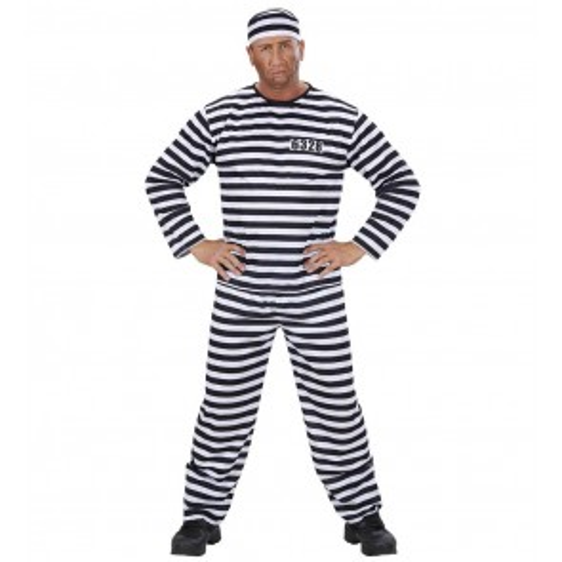 Gevangene zwart/wit