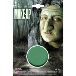 Aqua make-up, groen