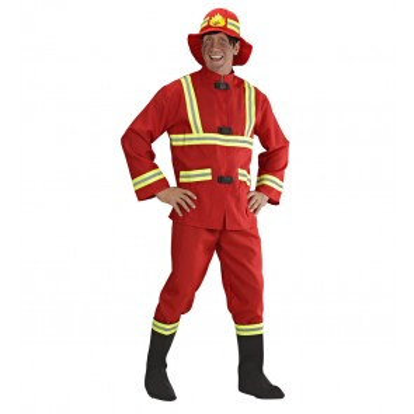 Brandweerman / Piberoptic