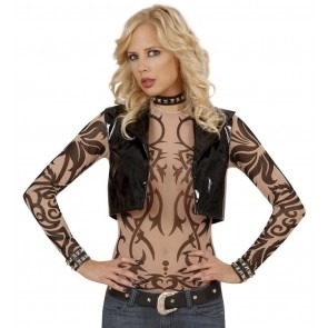 Tattoo Shirt Tribal Vrouw
