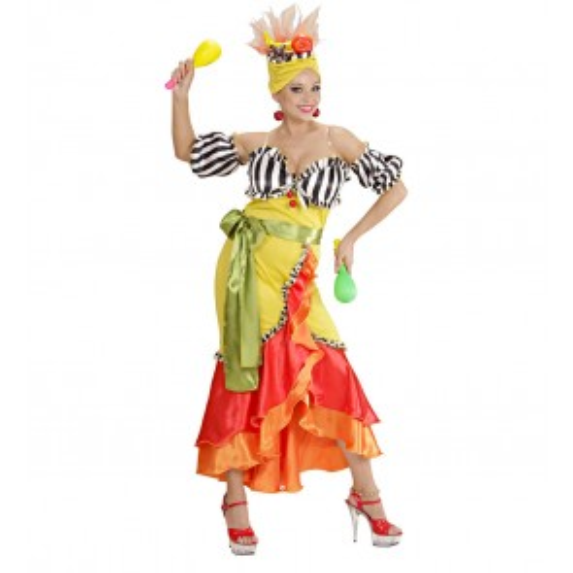 Braziliaanse danseres