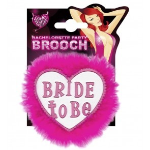 Broche 'Bride To Be'