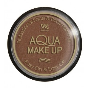 Aqua Make-Up Bruin 15gr