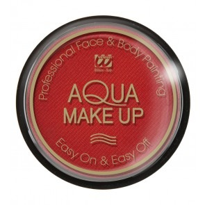 Aqua Make-Up Rood 15gr
