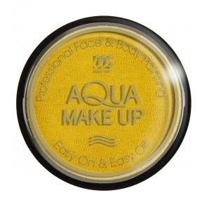 Aqua Make-Up Geel 15gr