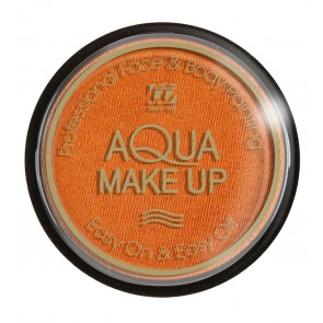 Aqua make-up 15 gram, oranje