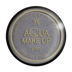 Aqua make-up 15 gram, grijs
