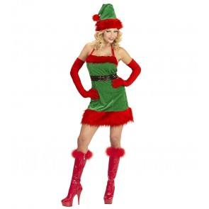 SANTA'S LITTLE HELPER ELF