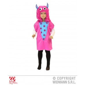 ROSE MONSTER, VEST MET KAP 113/124
