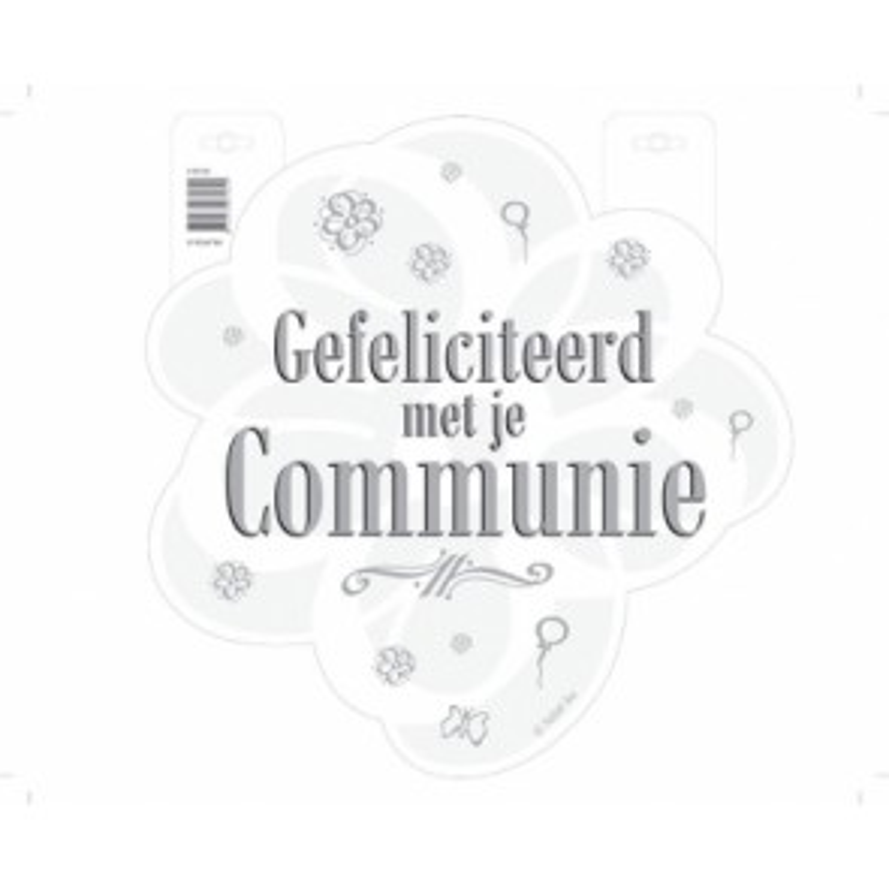 Communie deurbord