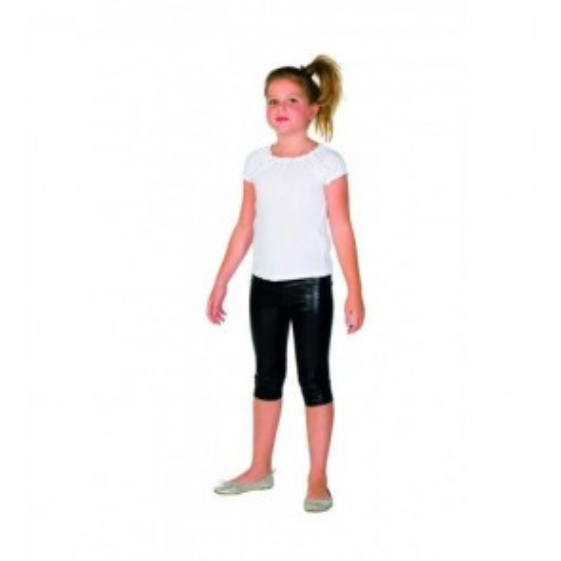 Legging driekwart zwart