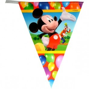 Mickey Mouse Clubhouse vlaggenlijn