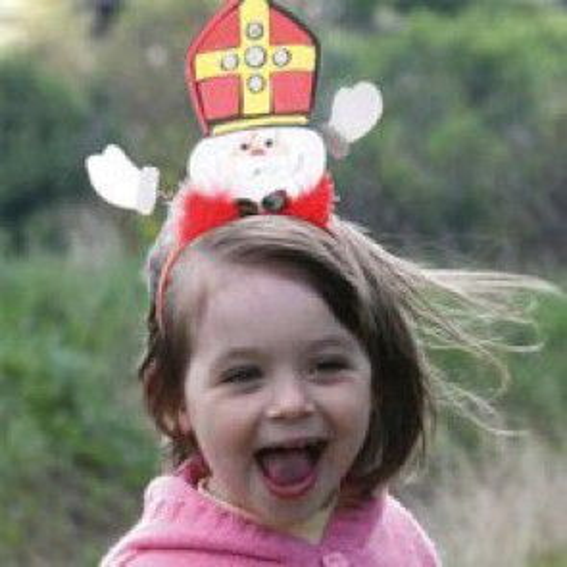 Sinterklaas tiara